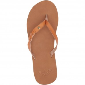 Roxy Women's Liza II Sandals - Tan/Brown