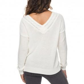Roxy Women's Choose To Shine Sweater - Marshmallow