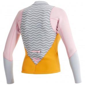 Roxy Women's XY Long Sleeve Jacket - Orchid/Blue/Orange