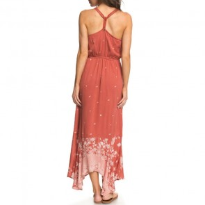 Roxy Women's Groove The Physical Maxi Dress - Tandoori Spice