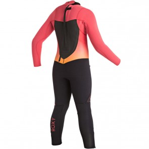 Roxy Toddler Girls Syncro 4/3 Wetsuit - 2016