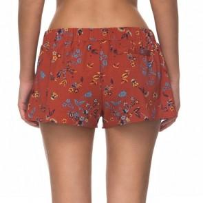 Roxy Women's New Pull On Boardshorts - Tandoori Spice