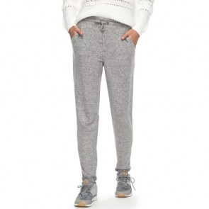 Roxy Women's Beach Dance Joggers - Heritage Heathe
