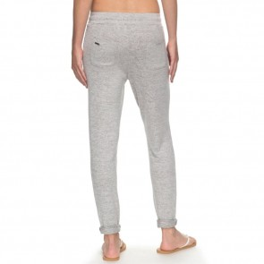 Roxy Women's Cozy Chill Lounge Pants - Heritage Heather