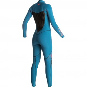 Roxy Women's Performance 3/2 Chest Zip Wetsuit - 2016