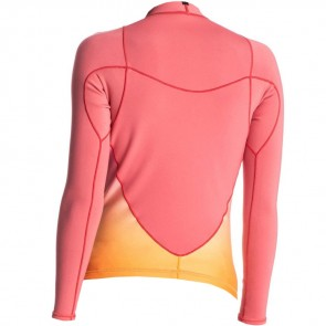 Roxy Women's Syncro 1mm Long Sleeve Jacket - Paradise Pink