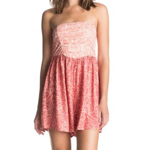 Roxy Women's Such Great Heights Romper - Rosebud Faded