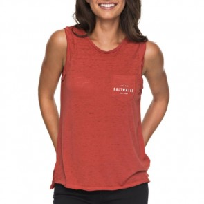 Roxy Women's Time For Another Day Tank - Tandoori Spice