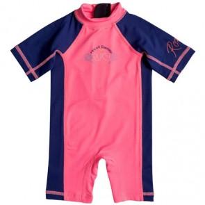 Roxy Wetsuits Infant So Sandy Spring Suit - Neon Grapefruit