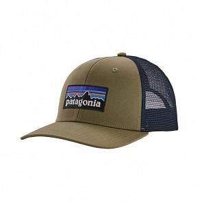 Patagonia P-6 Trucker Hat - Drifter Sage Khaki