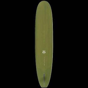 Salt Gypsy Dusty Surfboard - Olive