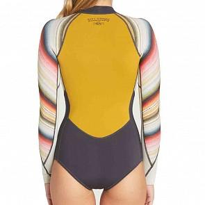 Billabong Women's Salty Days 2mm Long Sleeve Spring Wetsuit
