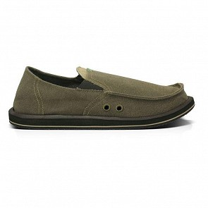 Sanuk Pick Pocket Shoes - Brown