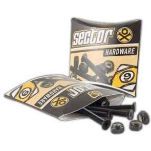 "Sector 9 2"" Hardware"