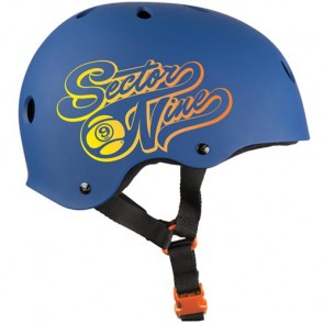 Sector 9 Rally Helmet - Blue