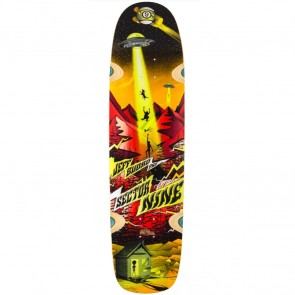 Sector 9 Budro Deck - Red