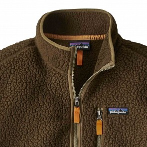 Patagonia Retro Pile Fleece Pullover - Sediment