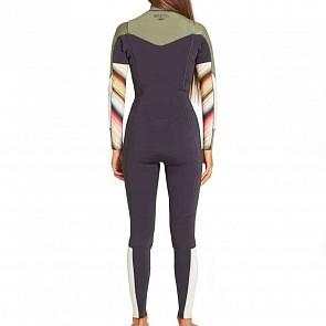 Billabong Women's Salty Dayz 3/2 Chest Zip Wetsuit