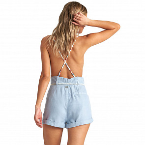 Billabong Women's Explore More Shorts - Chambray