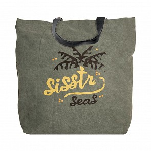 Sisstrevolution Women's Switch It Up Tote Bag - Dusty Green