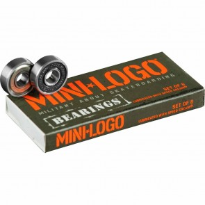 Mini Logo 8mm Bearings