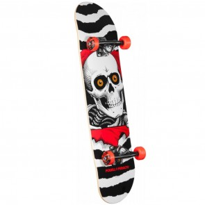Powell Peralta Ripper One Off Complete - White