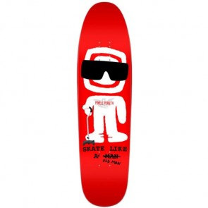 Powell Peralta Slaom Funshape Deck - Red