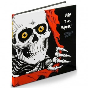 Powell Peralta Rip The Ripper Book