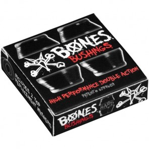 Bones Hard Bushings - Black