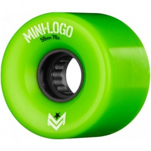 Mini Logo 59mm A.W.O.L Lift Kit - Green