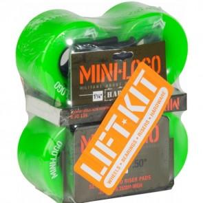 Mini Logo A.W.O.L Lift Kit - Green