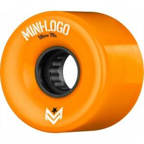 Mini Logo 59mm A.W.O.L Lift Kit - Orange