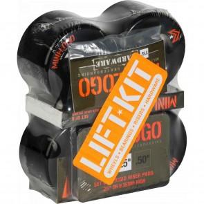 Mini Logo 59mm A.W.O.L Lift Kit - Black