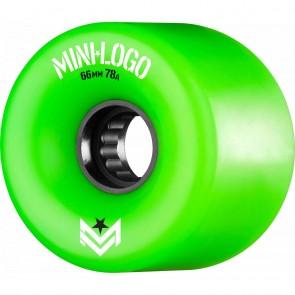 Mini Logo 66mm A.W.O.L Lift Kit - Green