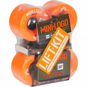 Mini Logo 66mm A.W.O.L Lift Kit - Orange
