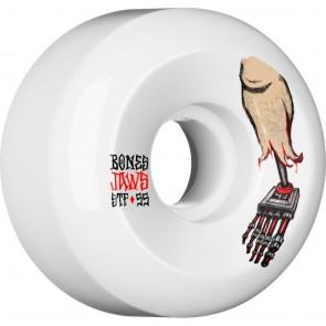 Bones 55mm STF Pro Homoki Bionics Wheels - White