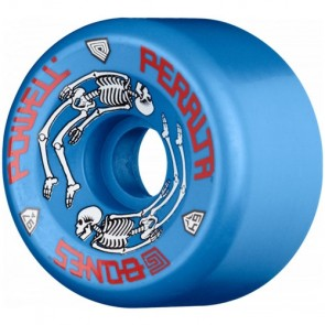 Powell Peralta 64mm G-Bones Wheels - Blue