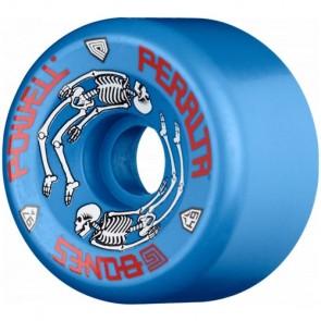 Powell Peralta 64mm G-Bones Wheels - Blue
