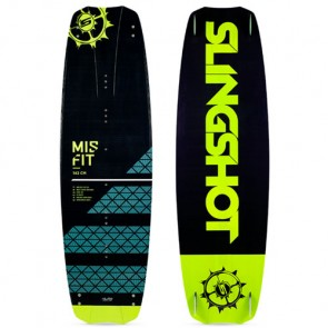 Slingshot Sports Misfit Kiteboard - 2017
