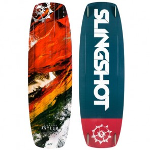 Slingshot Sports Asylum Kiteboard - 2017