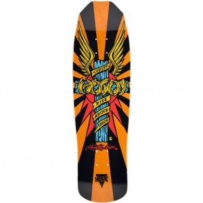Hosoi Skateboards Wings Deck - Orange Stain