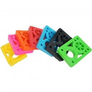 "Select Skate Shop 1/2"" Soft Risers"