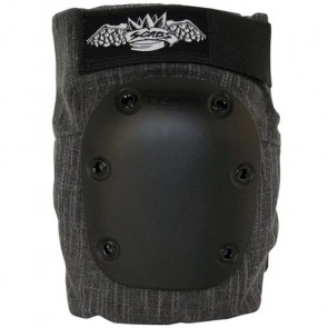 Smith Scabs Hemp Knee Pads - Charcoal