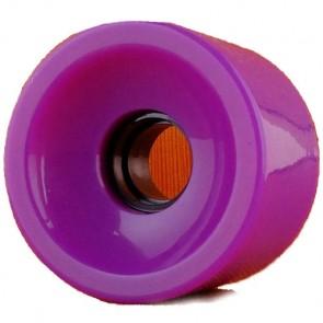 Palisades 60mm Cruiser Blanks Wheels - Purple