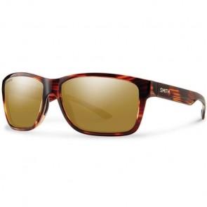 Smith Drake Polarized Sunglasses - Tortoise/ChromaPop+ Bronze Mirror