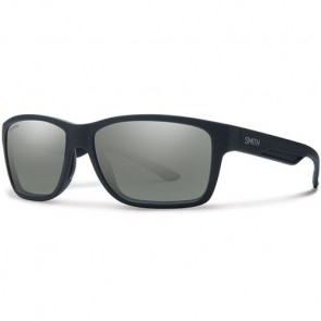 Smith Colette Polarized Sunglasses - Matte Black/Chromapop+ Platinum