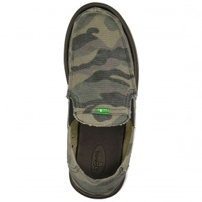 Sanuk Pick Pocket Sidewalk Surfers - Camo
