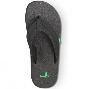 Sanuk Beer Cozy 2 Sandals - Black