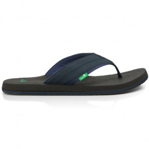 Sanuk Beer Cozy 2  Sandals - Navy