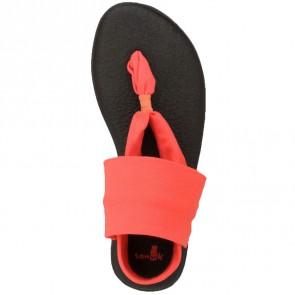 Sanuk Women's Yoga Sling 2 Sandals - Coral